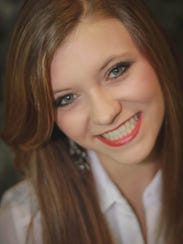 Halee Lynn Phillips, 14, daughter of Ricky and Kim