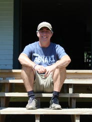 Jon Kuypers has been camp director at YMCA Camp Abnaki
