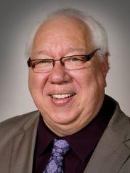 Rep. Bruce Hunter, D-Des Moines.