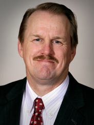Rep. Dave Deyoe, R-Nevada and chairman of the House
