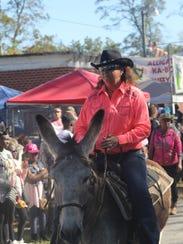 Mule Day photo sub Karl Etters
