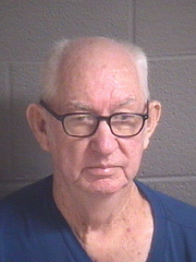 Claude Donald Watson was arrested on Sept. 29, and