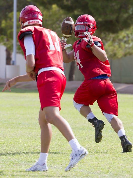 Mountain View football