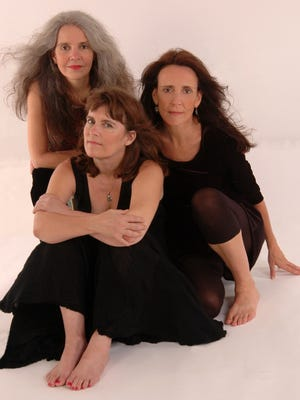 Maggie Roche (top) was a member of a musical trio featuring her siblings, Terre and Suzzy. Maggie died on Jan. 21, 2017.