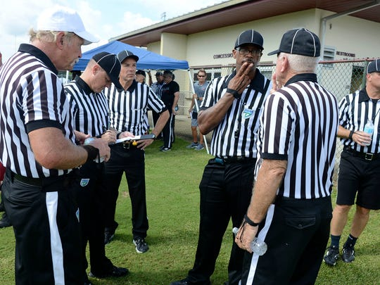 Florida high school sports officials whistle foul on FHSAA | PRESS