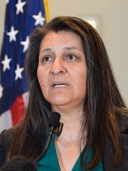 Sonya Delgado, Las Cruces parks and recreation director