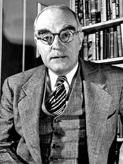 Author Thornton Wilder was a Madison native.
