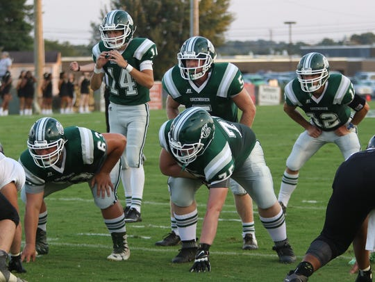 Greenbrier opened the season with a win over Kenwood.