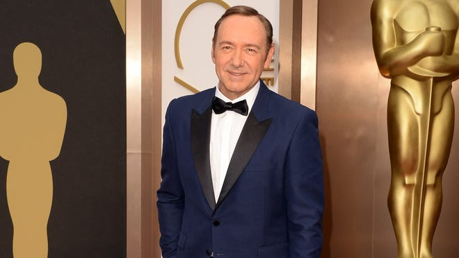 Actor Kevin Spacey attends the Oscars held at Hollywood & Highland Center on March 2 in Hollywood, California.