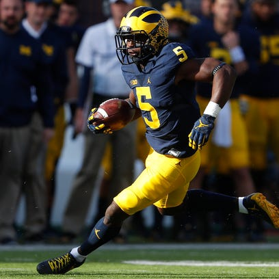 Michigan's Jabrill Peppers, the former Paramus Catholic