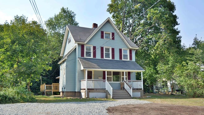 23 Lincoln St., Sloatsburg is on the market for $298,000.  Home sales throughout New York State were nearly eight percent ahead of last year's pace.