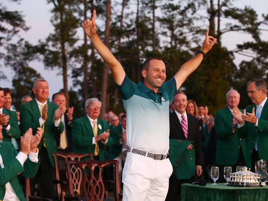 Sergio Garcia's victory at the Masters was a long time coming, and well-deserved.