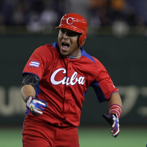 Yasmany Tomas is expected to sign a contract that could approach nine figures.