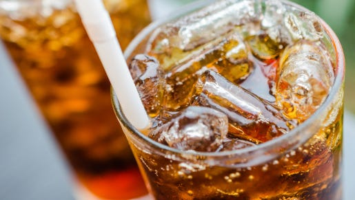 Sodas are a major source of added sugar in Americans' diets.