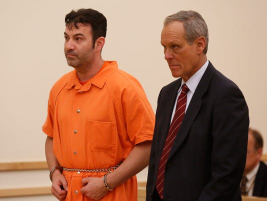 Ira Bernstein Bail Hearing