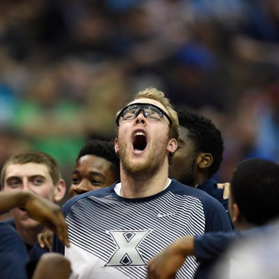 Xavier's Matt Stainbrook is shooting 61.6 percent from