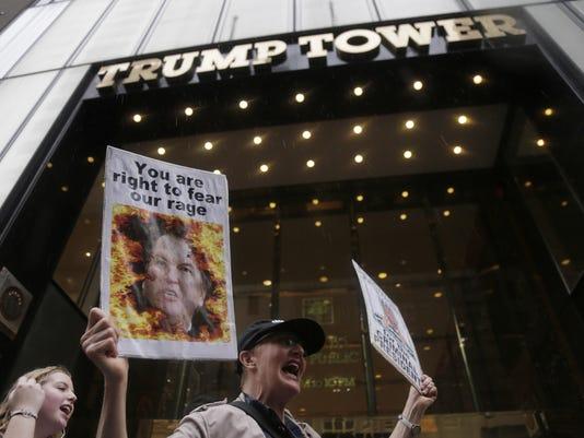 Trump Brand Slump