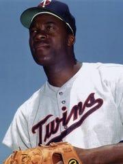 "Jim ""Mudcat"" Grant had a career season for the Minnesota"