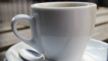 New research says the amount of caffeine in a strong cup of coffee may have some memory benefits.