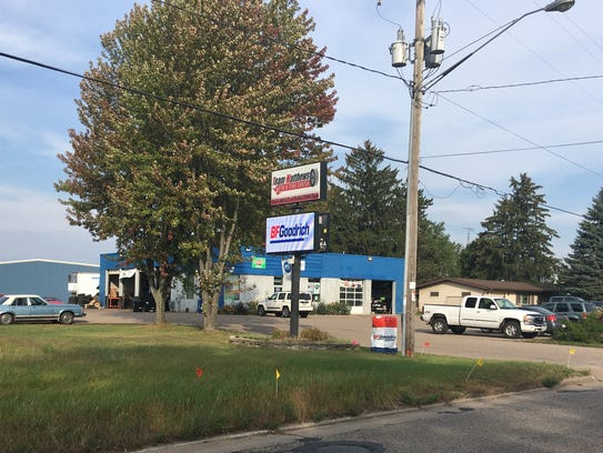 Team Matthews Auto & Tire Center is planning an expansion