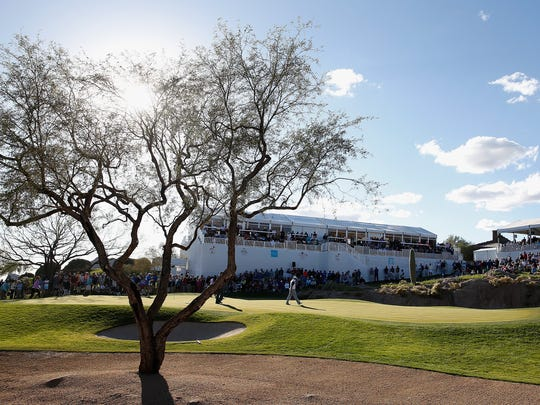 Desert Mountain Golf Club is host to the 2015 Charles Schwab Cup Championship.