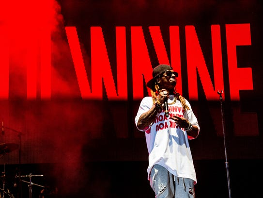 """Grammy Award-winning and oft-labeled """"Best Rapper Alive"""" Lil Wayne will hit the Neon Desert stage May 26."""