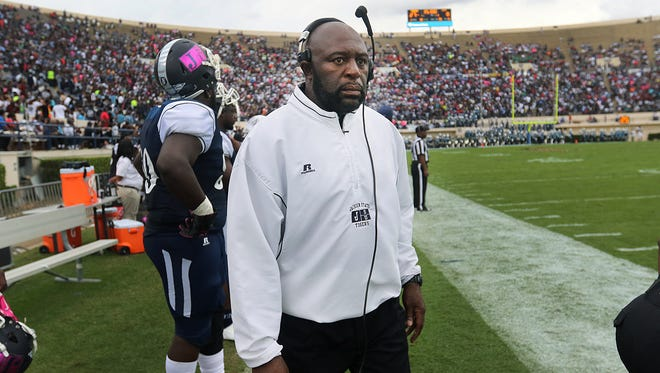 Derrick McCall said he'll send some officiating calls from the Saturday's game against Alabama State to the SWAC office for review.