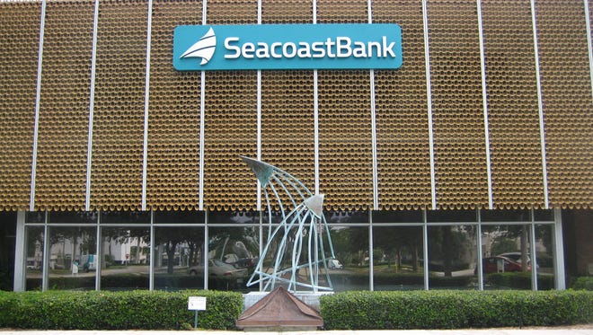 """Seacoast Bank's """"sails in the wind"""" logo was inspired by """"The Winds of Fate"""" an Ella Wheeler Wilcox poem."""