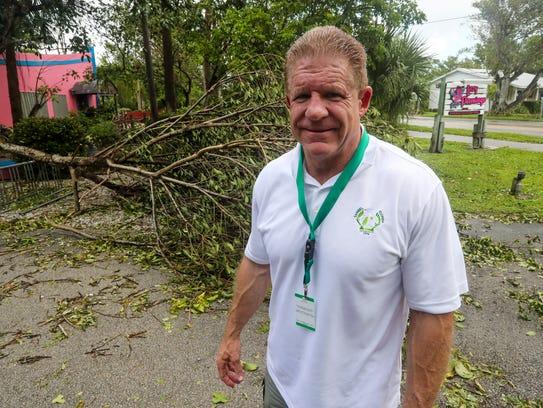 Sanibel Island Mayor Kevin Ruane, was very please with
