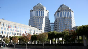 Procter & Gamble's headquarters in downtown Cincinnati.