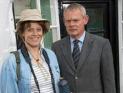 Sigourney Weaver pays a visit to 'Doc Martin,' which