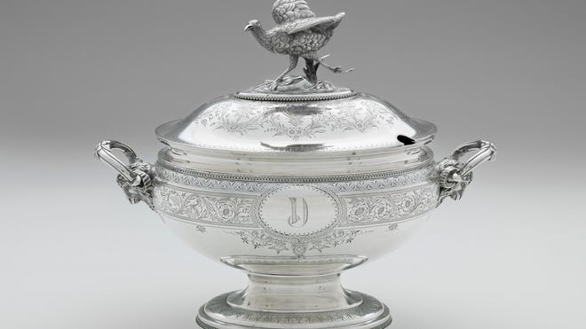 """Tureen,"" 1872, Duhme & Co. (1843–1893)"