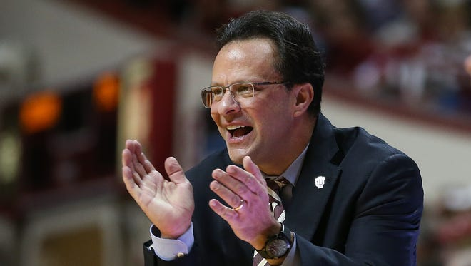 Indiana head coach Tom Crean should have a preseason top 20 team at his disposal.
