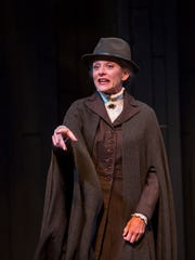 "Tracy Michelle Arnold performs in American Players Theatre's ""As You Like It."""
