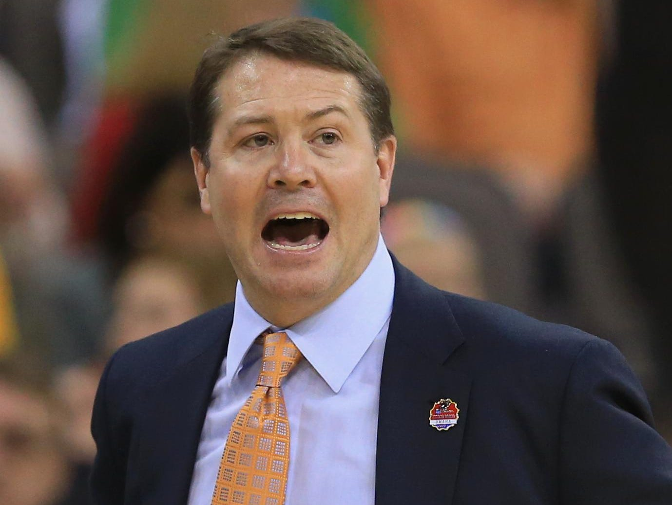 Oklahoma State coach Travis Ford was inducted into the Kentucky High School Basketball Hall of Fame on Saturday night.