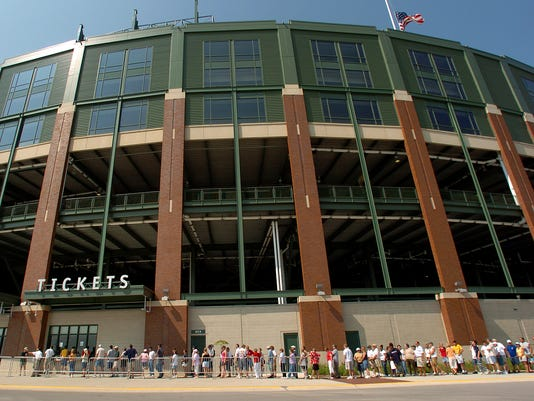 Packers Family Night Tickets