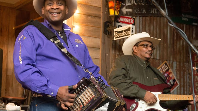 Geno Delafose headlines the Dance to Cure Cancer Sunday at Whiskey River Landing.