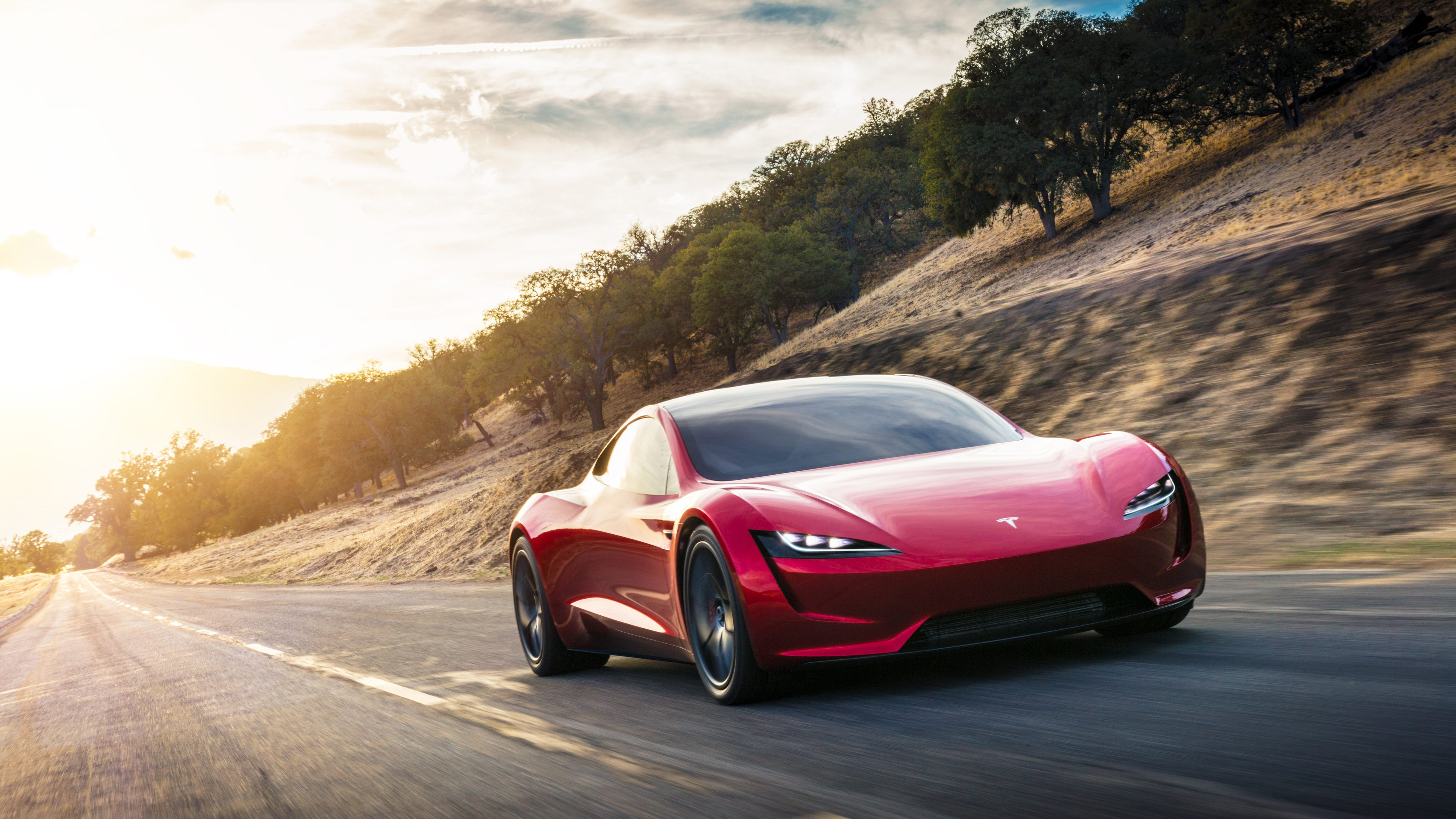 Tesla flying car