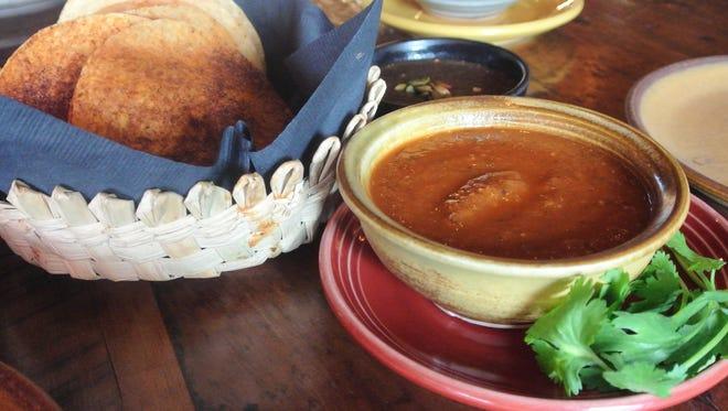 Chipotle-Tomatillo Salsa