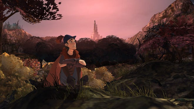 """King's Quest"" is a reboot of the classic adventure game chronicling the exploits of the future King Graham."