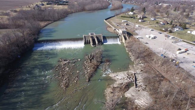 Questions still remain about plans to remove the Ballville Dam.