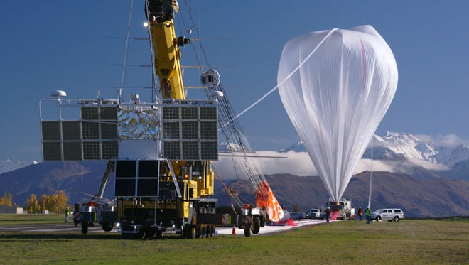 As a part of their Saturday educational programs, What's Up at Wallops allows visitors to dive deep into what's going on at the Wallops Island Flight Facility. This Saturday the program will focus on scientific balloons and NASA's Super Pressure balloon that is currently circumnavigating globe.