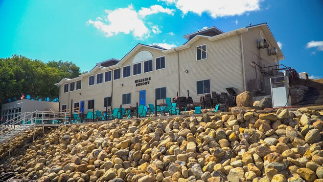 The new owners of the Hillside Resort on Lake Madison have renamed it Hillside Steakhouse and have added a outdoor patio and other features.