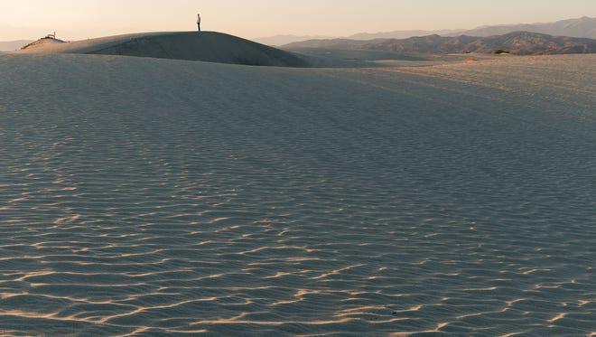 See the dusty desert landscape through Lance Gerber's lens.