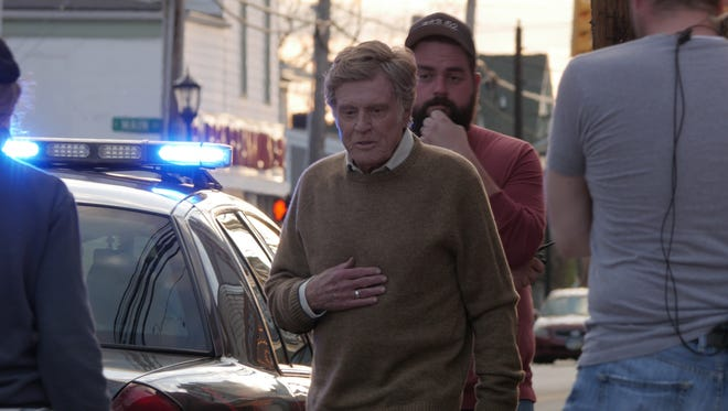 """Robert Redford visited the village of Bethel in April to shoot scenes for his upcoming film, """"The Old Man and The Gun."""""""
