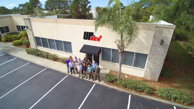 "Up-Rev is one of eight Space Coast companies on the GrowFL ""Florida Companies to  Watch"" list"