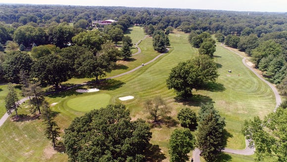 Saxon Woods Golf Course in Scarsdale Aug. 1, 2017.