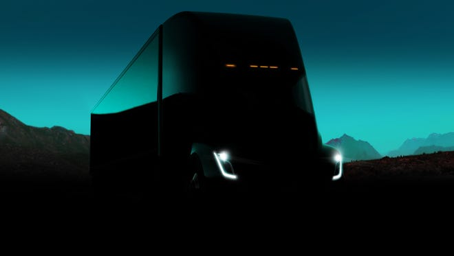 The Tesla Semi is a new electric tractor trailer from the automaker that uses a lot of Model 3 parts.