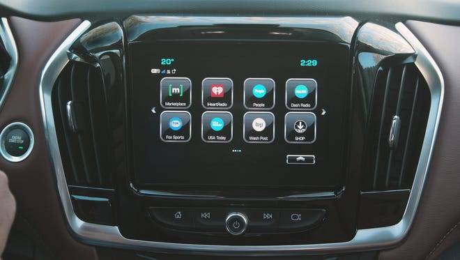 GM is adding eight content apps filled with podcasts for connected drivers of late-model cars.
