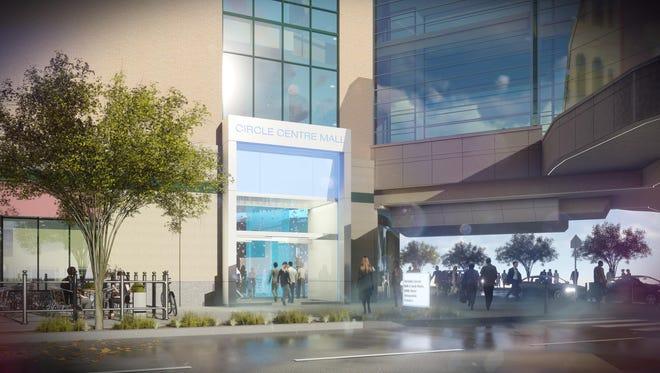 Circle Centre mall is planning a multimillion-dollar renovation.
